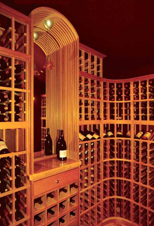 Tudor Wine Cellar
