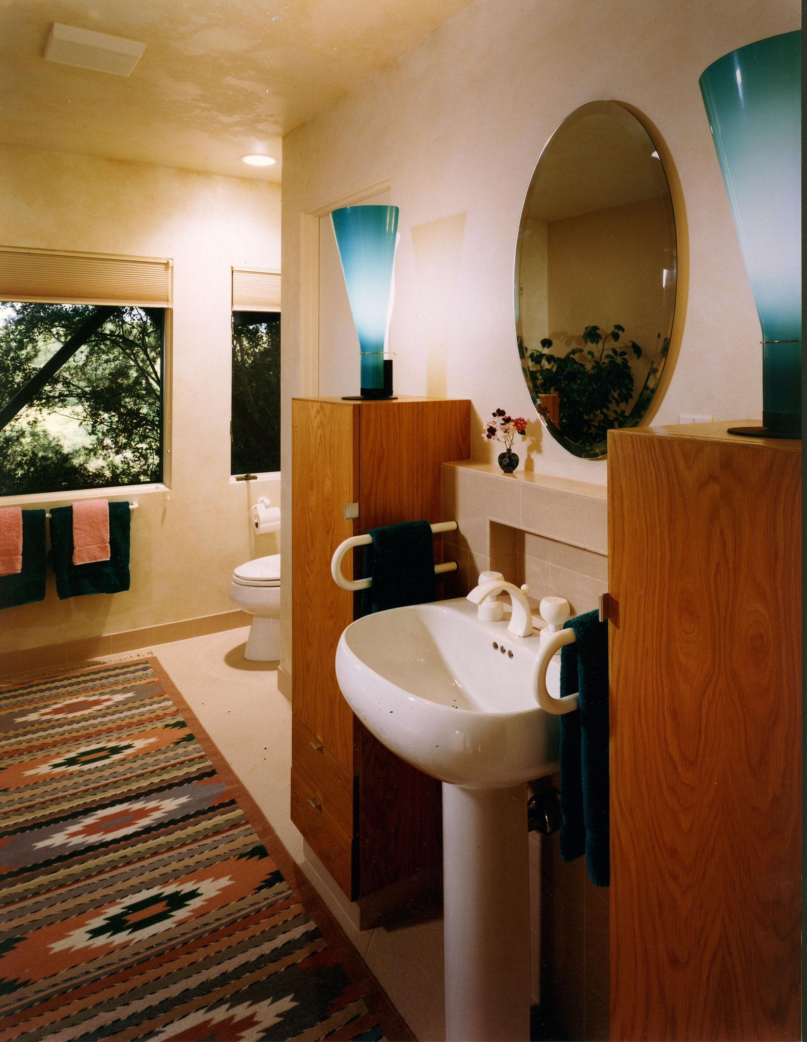 A Simple Guest Suite Bath